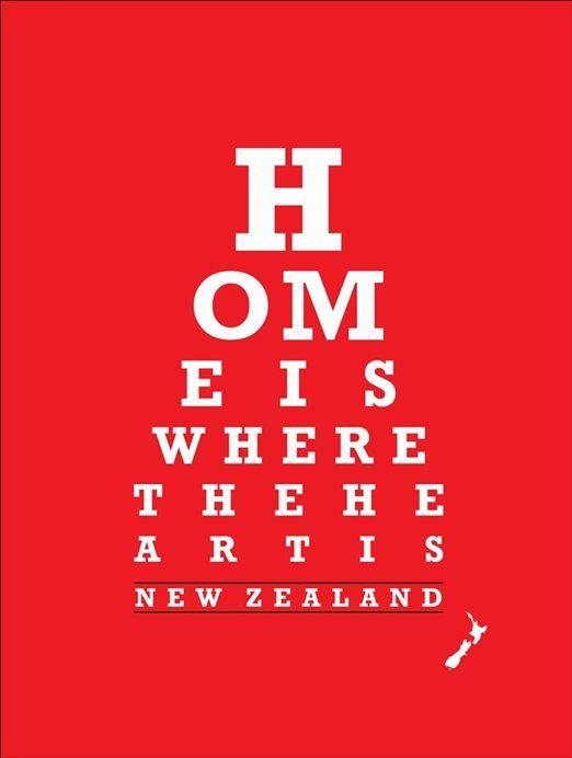 Home is where the heart is | NZ Canvas Lounge