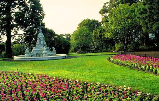 Royal Botanical Gardens - Melbourne, Australia