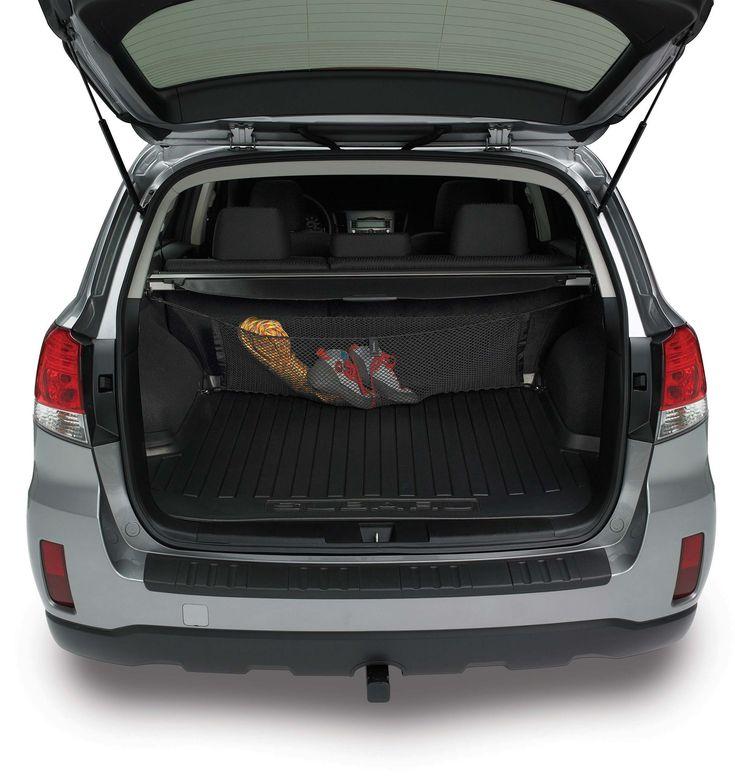 2014 Subaru Outback. #F551SAJ001: Cargo Net - Rear Seat Back - Outback