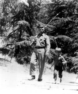 The Andy Griffith Show- Andy, Opie