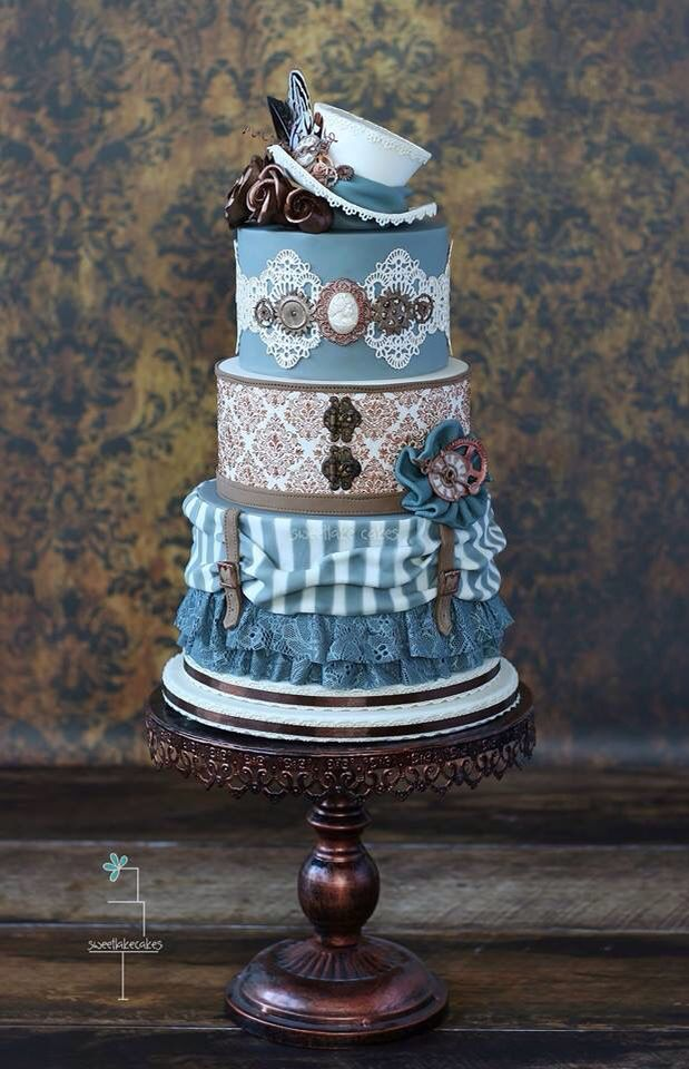50+ Awesome and Unique Steampunk Wedding Ideas