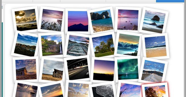 Το Photovisi είναι μία εκπληκτική online εφαρμογή για την δημιουργία κολάζ. Μεσα από τρία απλά βασικά βήματα μπορείτε να επιλέξετε και να ολοκληρώσετε τα κολάζ σας μέσα σε πολύ λίγο χρόνο .  ΒΗΜΑΤΑ  Πατήστε στο κουμπί Creating για να ξεκινήσετε  Επιλέξτε κάποια από τις διαθέσιμες κατηγορίες στα δεξιά του μενού της εφαρμογής και πατήστε επάνω στο πρότυπο που σας αρέσει  Πατήστε το κουμπί Add Photos και προσθέστε τις φωτογραφίες σας . Αν θέλετε στο σημείο αυτό μπορείτε να αλλάξετε background…
