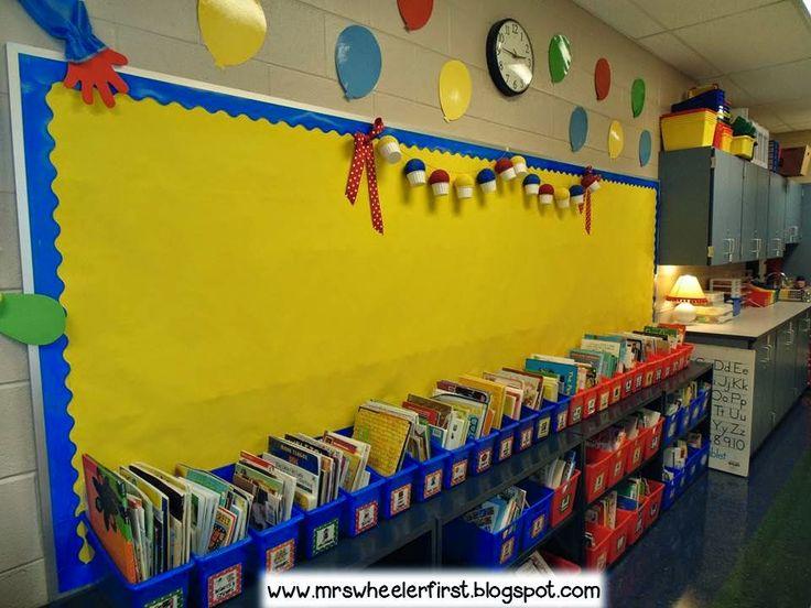Classroom Decor Grade 1 : Mrs wheeler s first grade classroom reveal