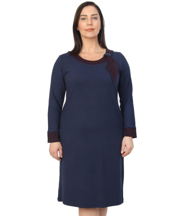 MODA LABİO | Yakalı Elbise 39.90 TL