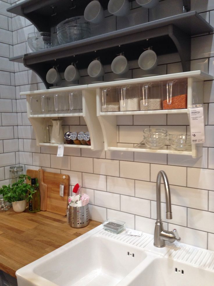 Bodbyn Ikea Kitchen In 2019 Bodbyn Kitchen Cabinets