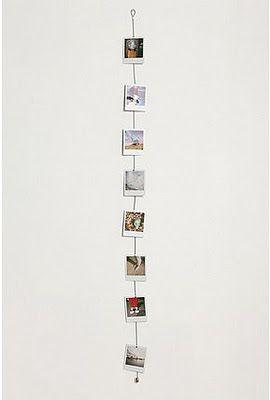 GraceandViola: Polaroid Displays