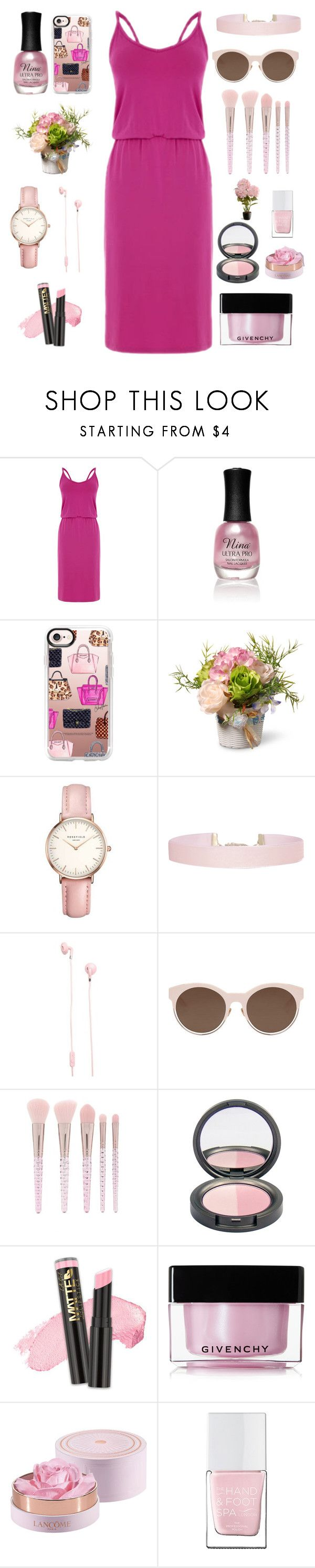 """Easter  set"" by im-karla-with-a-k ❤ liked on Polyvore featuring Warehouse, Charlotte Russe, Casetify, National Tree Company, Topshop, Humble Chic, Urbanears, Christian Dior, Forever 21 and L.A. Girl"