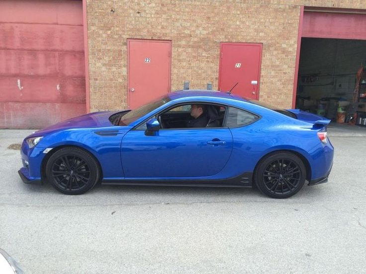 8 Best The Revised Subaru Brz In The Winter Test Images On