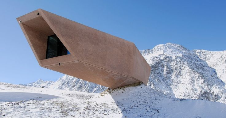 These structures lift off the ground to bring you closer to the earth.