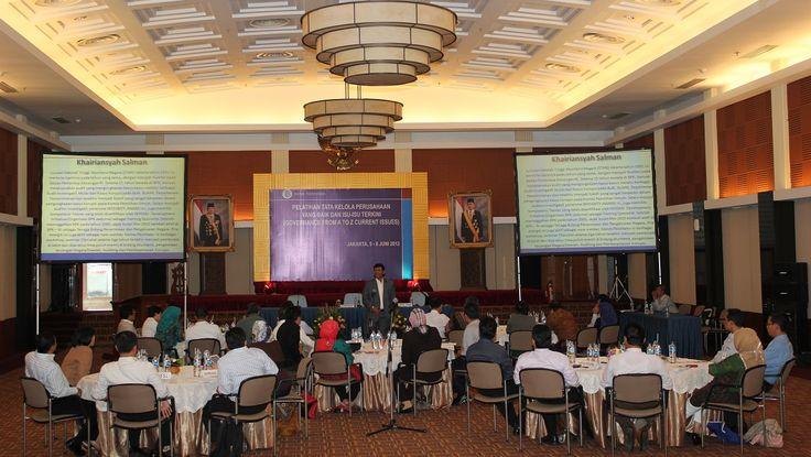 Jasa In-house Training GCG - Bank Indonesia - PT Pratama Indomitra