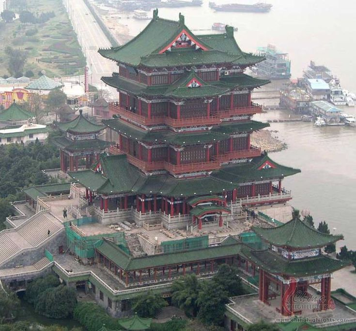 Example Of Chinese Architecture