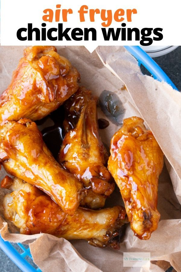 How To Make Air Fryer Chicken Wings Fresh Or Frozen Recipe