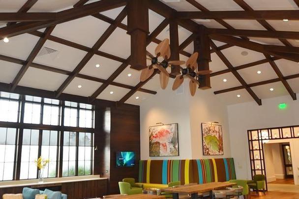 Vertical Ceiling Fans For Timber Trusses Ceiling Fan Vintage
