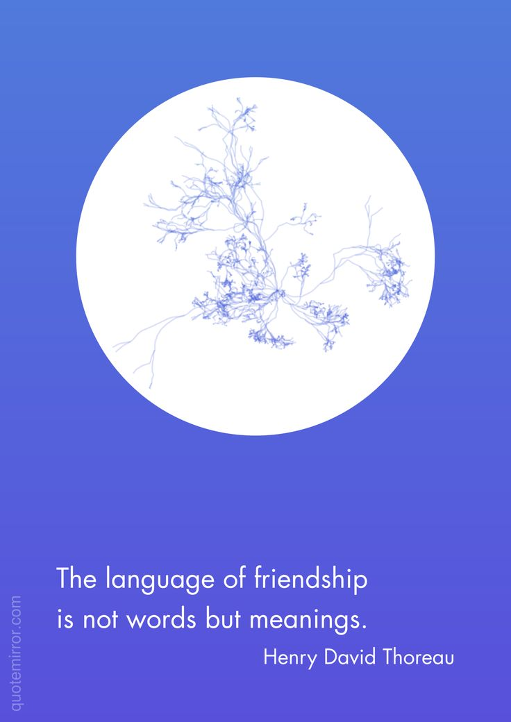 """essay on friendship thoreau Writing in a week on the concord and merrimack rivers henry david thoreau  tells us that """"no word is oftener on the lips of men than."""
