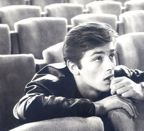 "Young & Wanting...: Marvellous Mondays: Alain Delon, the ""French James Dean"""