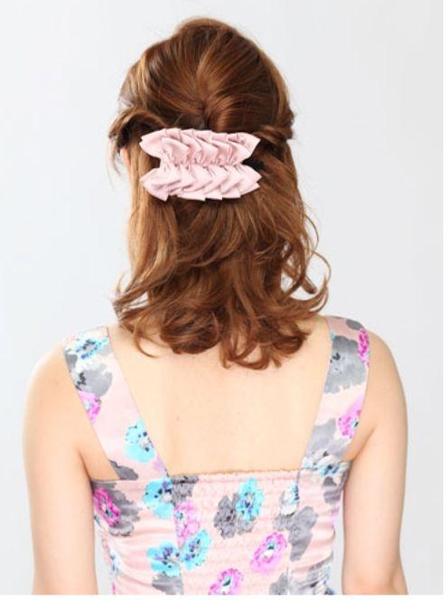 アレンジ編♡ミディアムヘアのツイストハーフのアイデアを集めました♡
