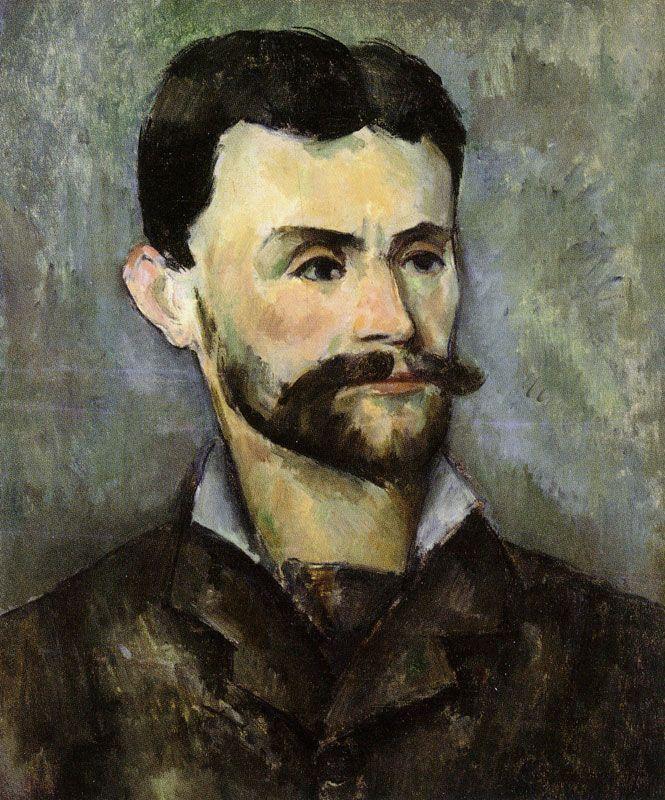 Paul Cézanne - Portrait of Jules Peyron
