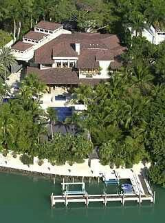 Dj Khaled House Star Island