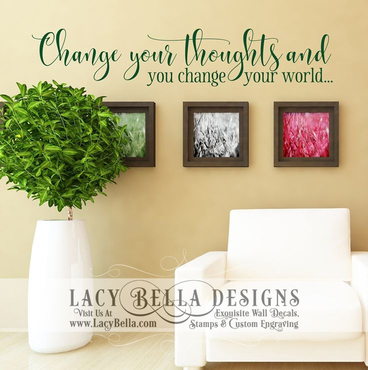 The 128 best Motivational & Inspirational Wall Decal Quotes images ...