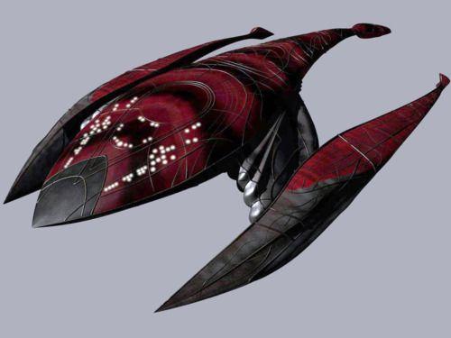 Farscape Talyn ship                                                                                                                                                                                 Mais