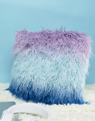 Mimo Ombre Faux Fur Cushion
