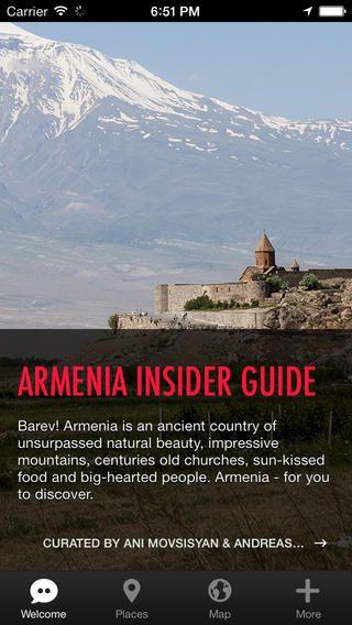 Armenia Insider Guide | www.app.am