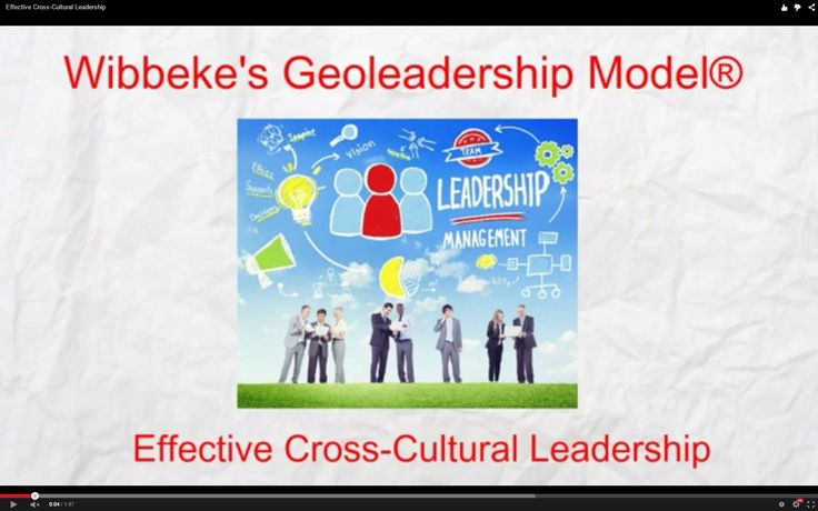 Effective Cross-Cultural Leadership http://www.brightonsbm.com/news/effective-cross-cultural-leadership/