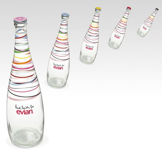 Paul Smith & Evian