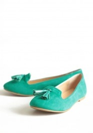 afternoon lounging loafers: Tassels Loafers, Fashion Shoes, Afternoon Lounges, Cute Shoes, Lounges Loafers, Shoes Fashion, Loafers 33, Girls Shoes, Green Loafers