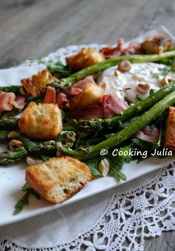 1000 id es propos de lard avec asperges sur pinterest - Cuisiner les asperges vertes ...