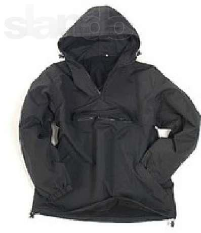 Армейская летняя куртка с капюшоном