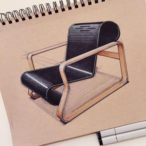 archatlas: Chairs Reid Schlegel LDV