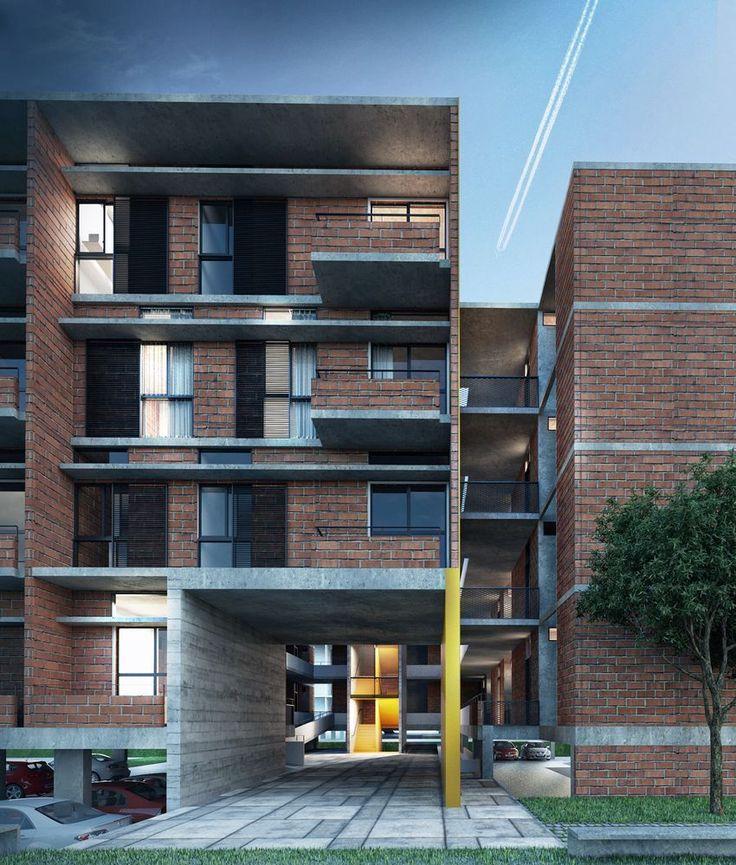 Galeria de Resultado do concurso nacional de habitação CODHAB/DF / Setor Sol Nascente - 4