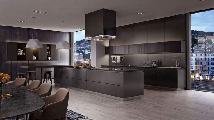 Le Bijou luxury interior design kitchen