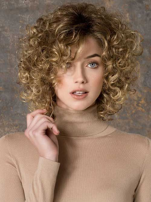 Fabulous 1000 Ideas About Fine Curly Hair On Pinterest Fine Curly Short Hairstyles Gunalazisus