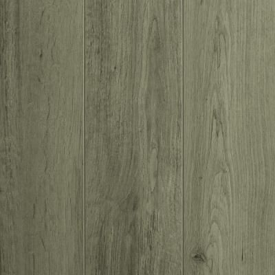 Home decorators collection oak gray 12 mm thick x 4 3 4 in for Square laminate floor tiles