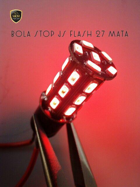 Bola Stop JS Flash 27 Mata IDR 55.000,-/Pcs