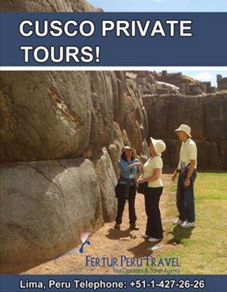 Cusco Custom Designed Private Tours