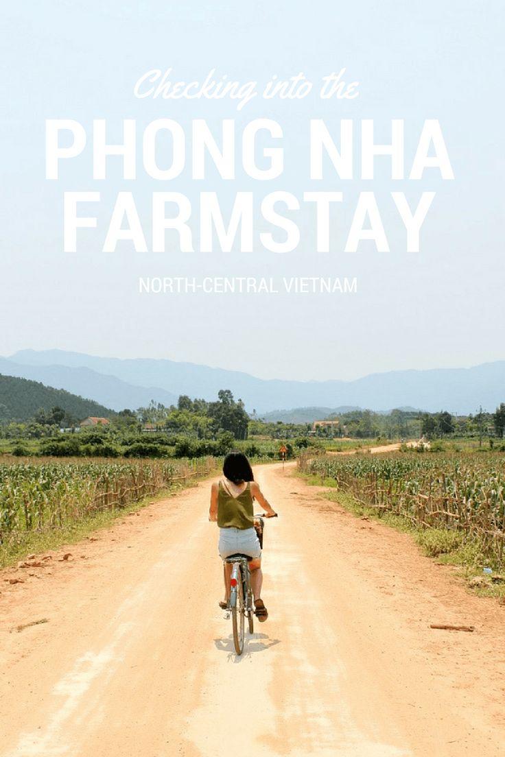 Phong Nha-Ke Bang National Park Accommodation: Phong Nha Farmstay.