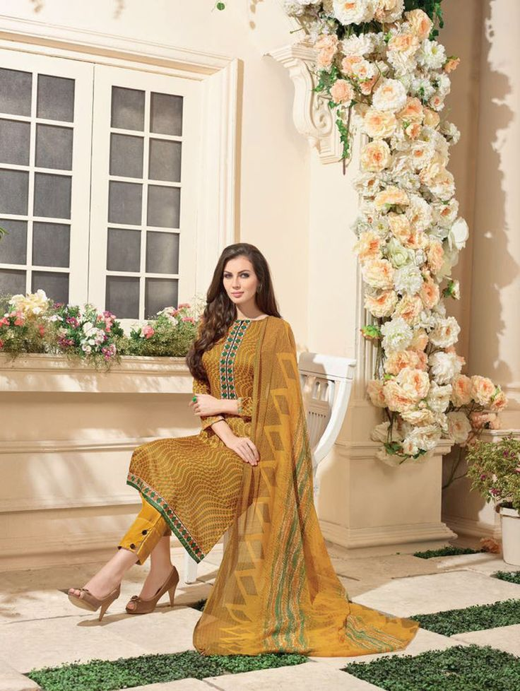Bollywood Pakistani Salwar Suit Kameez Ethnic Indian Anarkali Dress Designer New #TanishiFashion