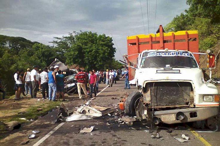 Dos personas muertas en accidente en carretera Boaco-Managua | Noticias de Nicaragua