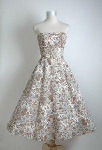 Hemlock Vintage Clothing, 1950's women's clothing.