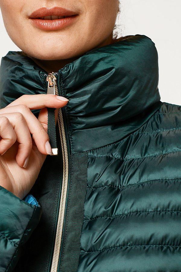 Esprit Outerwear Green Jacket Jacken Grune Jacke Winterjacken