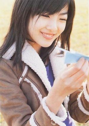 福田麻由子さんのグラビア