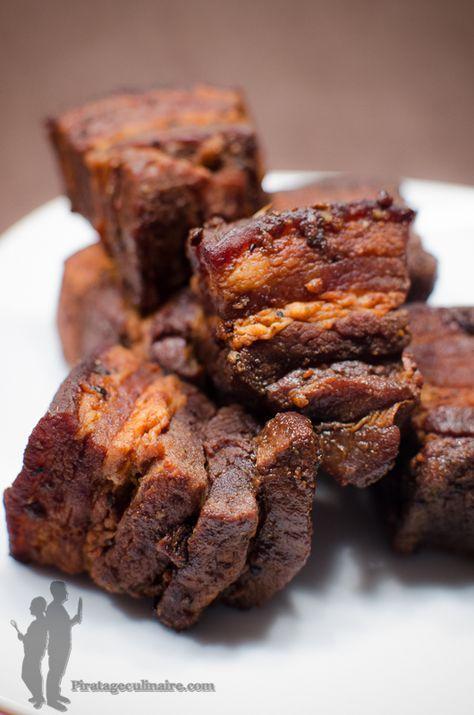 Rillons de porc aux épices | Piratage Culinaire
