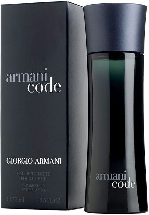 Armani Code Giorgio Armani cologne - a fragrance for men 2004