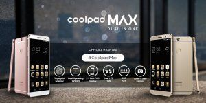 Coolpad Max : Dual In One
