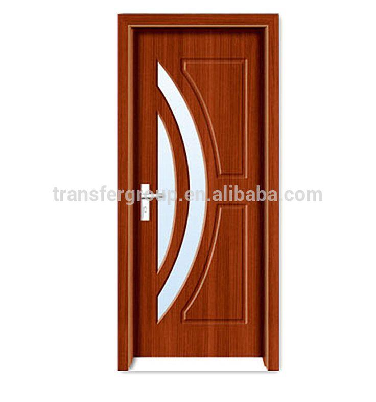 Modern house pvc cristal de madera maciza diseño PV-6267-Puertas -Identificación del producto:60372535644-spanish.alibaba.com