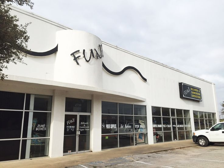 Fun Billiards & Gameroom Superstore Address: 4539 Gus Thomasson Rd, Mesquite, TX 75150 Phone: (972) 488-9622 #FridayFindMesquite #fun #games #billards #arcadegames #showroom #shop #store #entertainment #realtexasflavor #visit #stay #play #shop #travel #dfw #mesquitetx