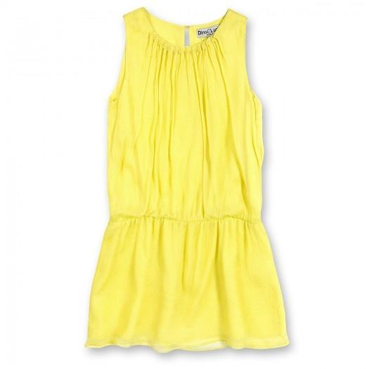 """""""Vestal dress"""" for bridesmaids'."""
